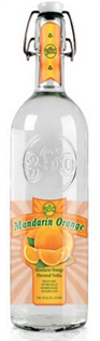 360 Vodka Mandarin Orange 750ml